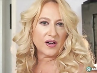This is MILF Central at 40Something magazine anal cumshot mature video