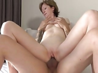 Shy French divorced teacher amateur top rated milf video
