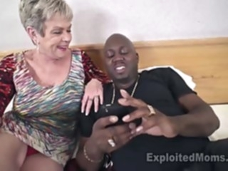 Breasty Granny in Creampie Clip creampie straight hd video