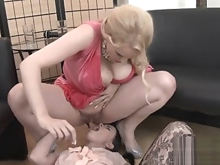 Amazed sex kitten in undies is geeting peed on and screwed straight hardcore hd video