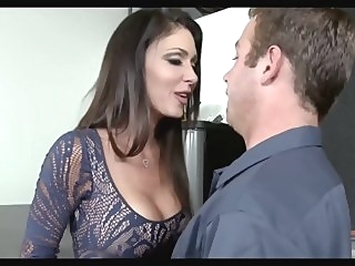 Milf Pounding big tits hd straight video
