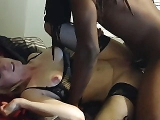 Hot wife with BBC bull blowjob hardcore top rated video