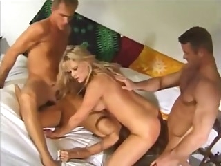 Two plus Two equals fun anal blond big tits video