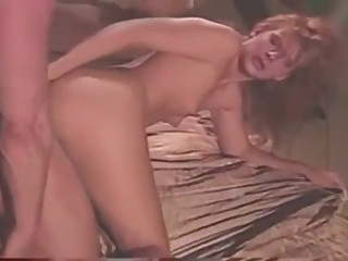 Kirsty Waay & Peter North swallow сum red head big ass video