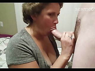 A man filmed his mature wife fucking. Homemade Amateur amateur blowjob mature video