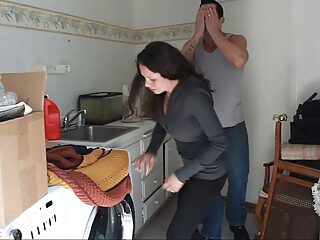 The girl my wife hired to help brunette milf hardcore video