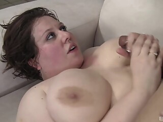 Khloe Kanyon - Khloe Kanyon Gets Her Fat Holes Railed bbw big tits hairy video