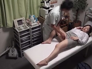 Japanese Teen Amazing Sex Harassed By Fake Chiropractic amateur asian japanese video