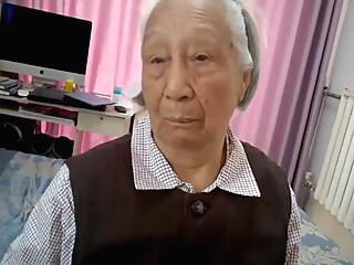 Old Chinese Granny Gets Fucked amateur asian chinese video