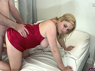 Stepson Takes Wrong Pills And Fucks His Stepmom For Relief - Matthias Christ And Erin Electra amateur big tits blonde video