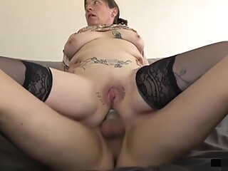 Lucie French 2 amateur big tits french video