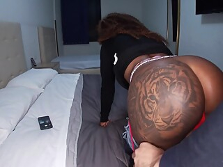 All Tattooed British Model Gets Fucked In Her Hotel Room amateur british ebony video