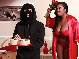 Layton Benton & Ricky Spanish in Valentines Day Whorerror Story - BRAZZERS brazzers   video