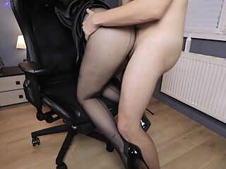Step Sis Big Ass Pantyhose Sex And Thighjob Cumshot step sis big ass pantyhose sex and thighjob cumshot   video