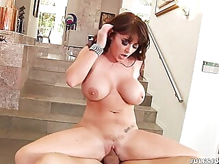 Sophie Dee - Squirt Gasms pornstar redhead squirting video