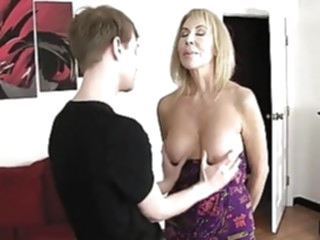 Young guy can do whatever he wants mature top rated old & young video