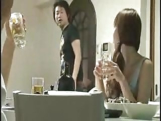The dad has seen a his friend's daughter's fuck asian japanese old & young video