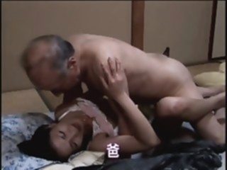 Old dudes love pretty angel japanese straight  video