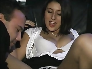 Laurent & Nathalie (french amateurs) amateur anal blowjob video
