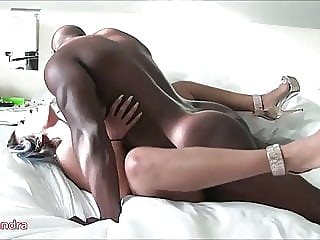 Sandra mature interracial hd videos video