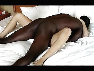 Hot Blonde Gets Blacked amateur blonde interracial video