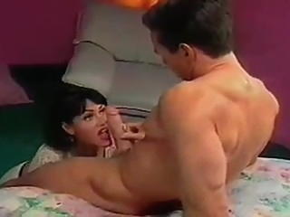 Jeanna Fine Gets A Face Full Of Peter North facial brunette  video