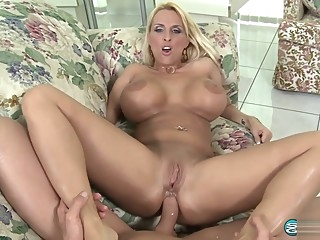 Secrets of a Soccer Mom -Holly Halston 1080p big tits blowjob anal video