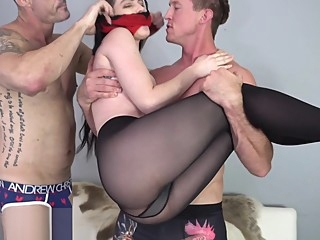 Goth Girlfriend Takes Your Balls and Cucks You Spits Cum in Your Mouth anal hd femdom video