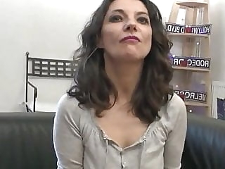 HORNY MILF gets hard fucked in ALL HOLES amateur anal blowjob video
