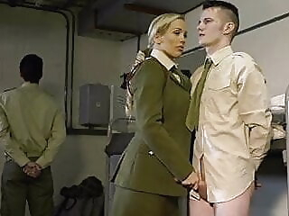 Military misconduct hardcore mature pornstar video