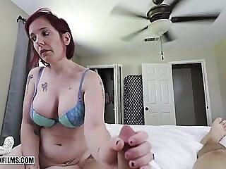 Son Guilt Trips Mom - Complete Series blowjob cumshot mature video