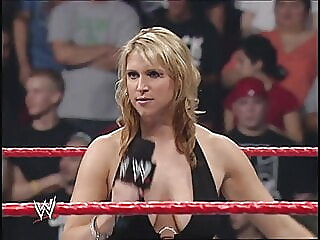 WWE Stephanie McMahon (Raw 2005) celebrity hd videos big tits video