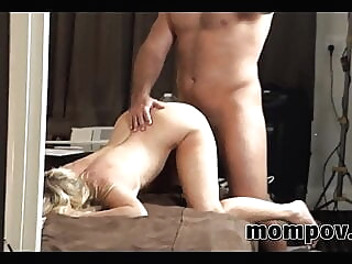 55 Year old yoga MILF 02 blowjob hardcore mature video