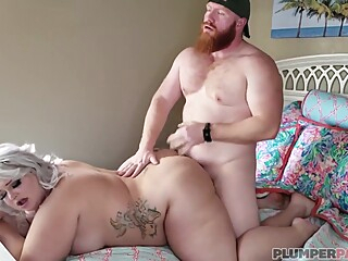 Tiffany star big booty bbw big ass big tits video