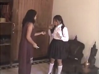 Indian Spanking bdsm indian lesbian video