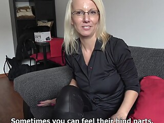 Wife Swap Fun amateur big tits blonde video