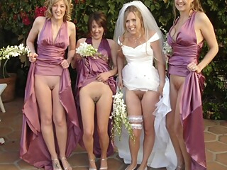 Sl Weddings And Brides - Deborah Valentine, Jordan Capri And Kitty Lee amateur compilation lingerie video