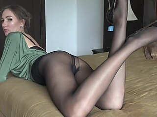 Escort With Sexy Nylons Getting Fucked amateur anal german video