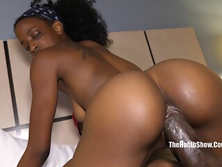 Big Dick Bang Out amateur big cock ebony video