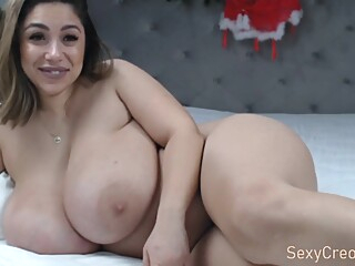 Sexycreolyta4u, Thick Body, Huge Boobs, Huge Ass, Best Show Ever amateur bbw big ass video