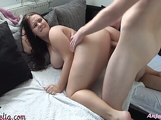 Stepsister Lets Stepbrother Use Hairy Cunt amateur bbw big ass video