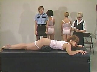Prison Punishment spanking prison punishment video