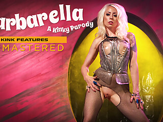 Lorelei Lee in Barbarella: A Kinky Parody Starring Lorelei Lee - KINK kink   video